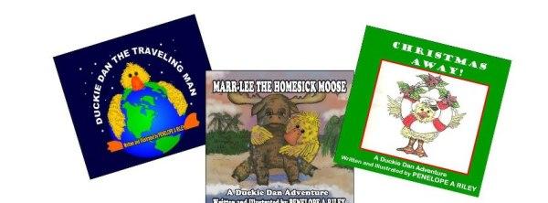 3 DD books