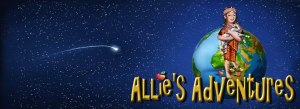 Allie's Adventures, 2nd bk, The Little Goat in Africa