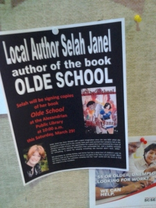 oldeschool flyer