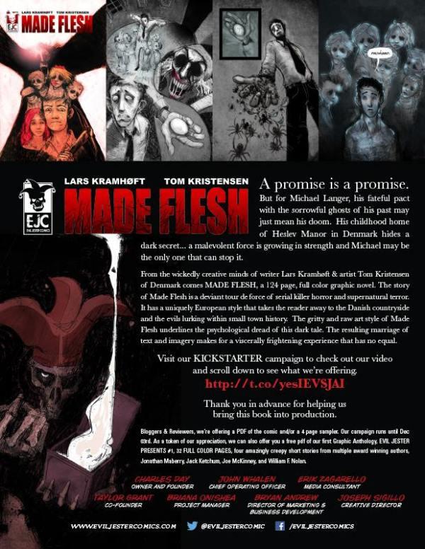 made flesh promo