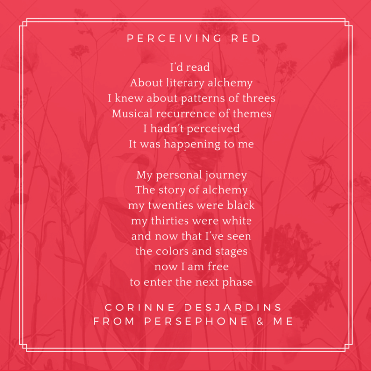 Perceiving Red