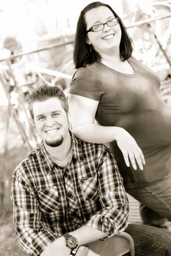 Sherry Ficklin and Tyler Jolley